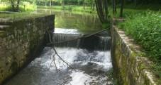 Effacement ouvrages hydrauliques Pannecot, Fleury et Coeuillon