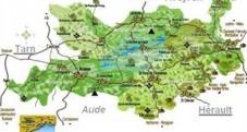 accueil en forêt - Haut-Languedoc